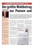 Zeitung - Das Recht auf Wahrheit - Sommer 2016 - Seite 2