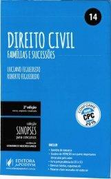 2015_Col. Juspodium_DIREITO CIVIL FAMILIAS E SUCESSOES