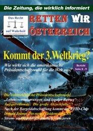Zeitung - Das Recht auf Wahrheit - Winter 2016-2017 - mail-Version
