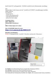Bild-Wortschatz der Mechatroniker/ Automatiker/ Elektroniker