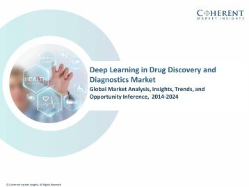 Deep Learning in Drug Discovery and Diagnostics Market - Global Industry Insights, Trends and Opportunity Analysis, 2016-2024