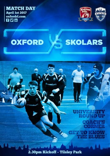 OXFORD SKOLARS