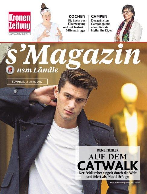 s'Magazin usm Ländle, 2. April 2017