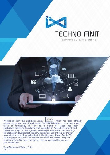 Techno Finiti Profile