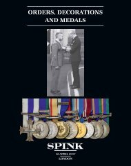 ORDERS DECORATIONS AND MEDALS