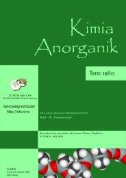 kimia-anorganik-taro-saito