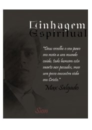 livro  Linhagem Espiritual nova versãoA1