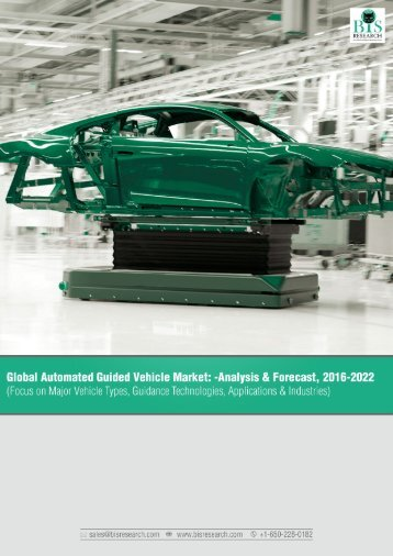 global and chinese automated guided vehicle Global and chinese automated guided vehicle (agv) industry 2015: report firstly reviews the basic information of the product including its classification, .