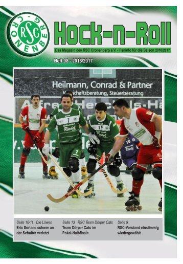 Hock-n-Roll Heft 8