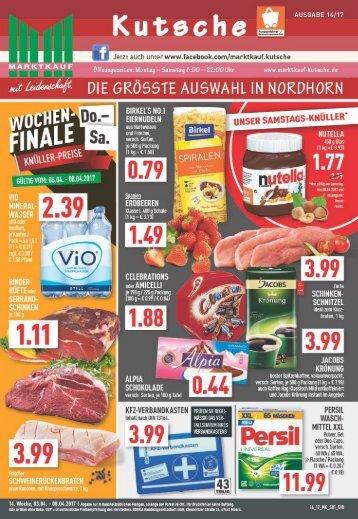Marktkauf Kutsche KW14