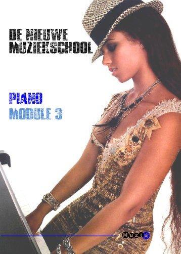 Piano Module 3