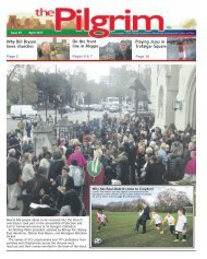 Issue 59 - The Pilgrim - April 2017 - The newspaper of the Archdiocese of Southwark