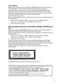 Sony VPCSA3V9E - VPCSA3V9E Documents de garantie Turc - Page 7