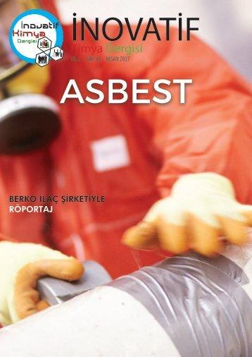 İnovatif Kimya Dergisi Sayı 45