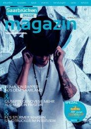 Unser Saarbrücken Magazin April 2017