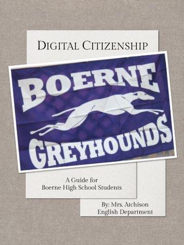 E-Book-Digital Citizenship