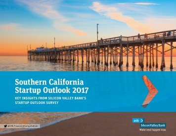 Southern California Startup Outlook 2017