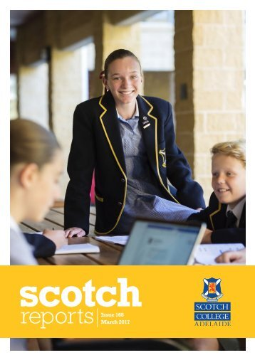 Scotch Reports Issue 168 (April 2017)