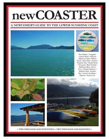 newCOASTER 2017-18 Digital Edition