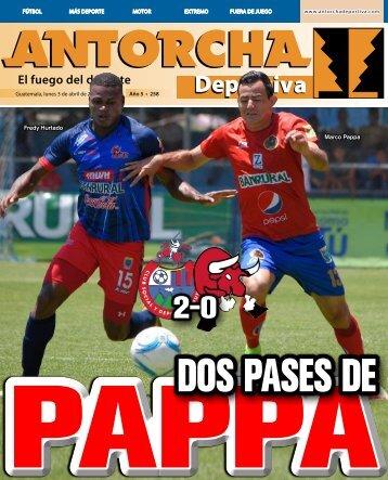 Antorcha Deportiva 258