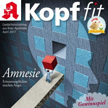 "Leseprobe ""Kopf-fit"" April 2017"