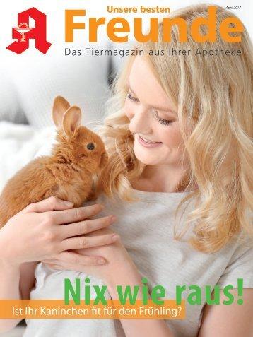 "Leseprobe ""Unsere besten Freunde"" April 2017"