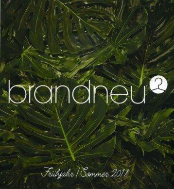 Каталог Brandneu весна-лето 2017. Заказ одежды на www.catalogi.ru или по тел. +74955404949