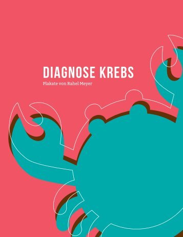 Diagnose Krebs - Plakate