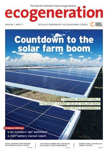 Countdown to the solar farm boom