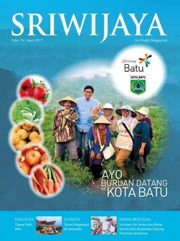 Sriwijaya April 2017