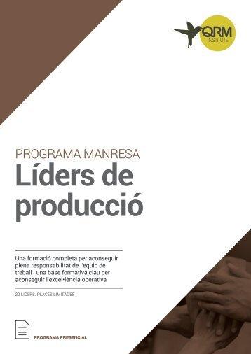 Líders de producció