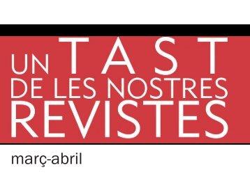 TAST MARÇ-ABRIL 2017
