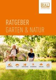 Ratgeber Garten und Natur