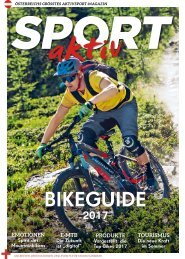 SPORTaktiv Bikeguide 2017