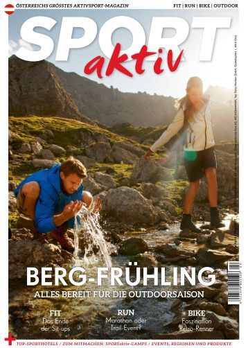 SPORTaktiv Magazin April 2017
