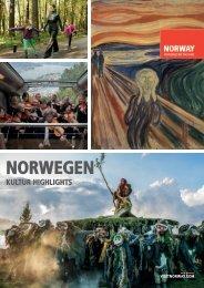 Norwegen Kultur HIghlights