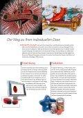 Metallverpackung, Dosen in verschiedenen Formen und Größen, für Ihr Produkt, Ihr Werbemittel - Seite 4