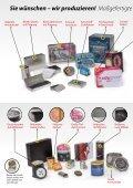 Metallverpackung, Dosen in verschiedenen Formen und Größen, für Ihr Produkt, Ihr Werbemittel - Seite 6