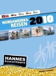 REISEN - Hannes Hawaii Tours
