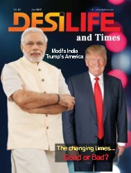 DesiLIfe and Times - April 2017