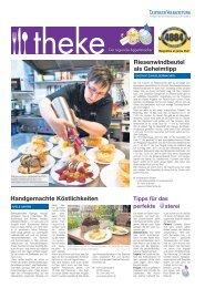 THEKE März 2017 | Der regionale Appetitmacher