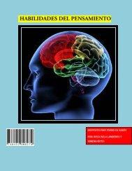 Revista Habilidades del pensamiento +