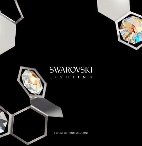 Swarovski Solutii Personalizate de Iluminare