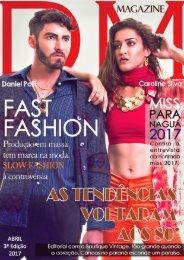 DM Magazine - Edição de Abril 2017