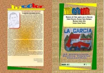REVISTA TRICOLOR 1 EDICION
