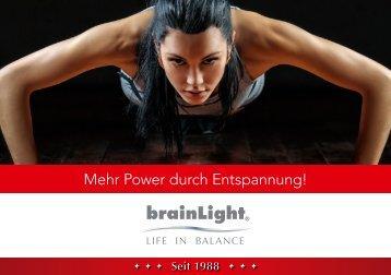 Fitness-Broschüre