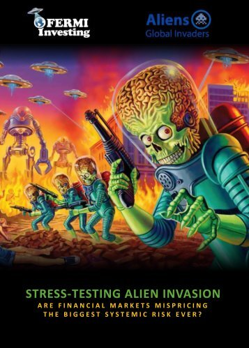 STRESS-TESTING ALIEN INVASION