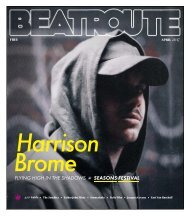 BeatRoute Magazine BC print e-edition - April2017