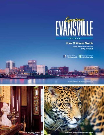 Evansville Group Tour and Travel Guide