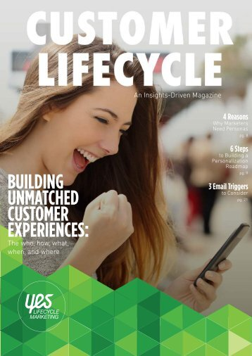 Customer Lifecycle Magazine
